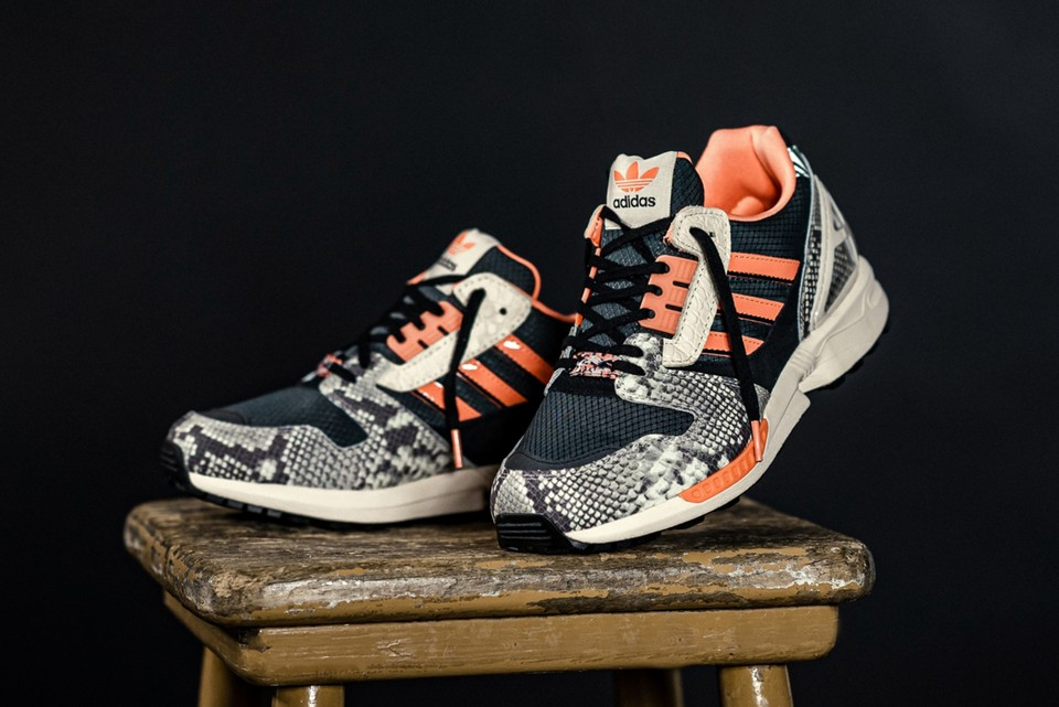 "adidas ZX 8000 ""Lethal Nights Pack"" is Back in Black"
