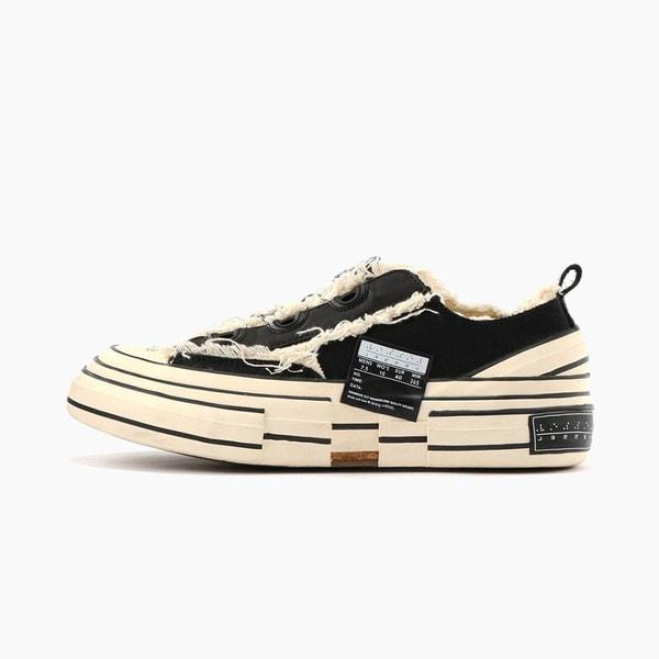 xVESSEL for Yohji Yamamoto SS20 Sneaker Collab