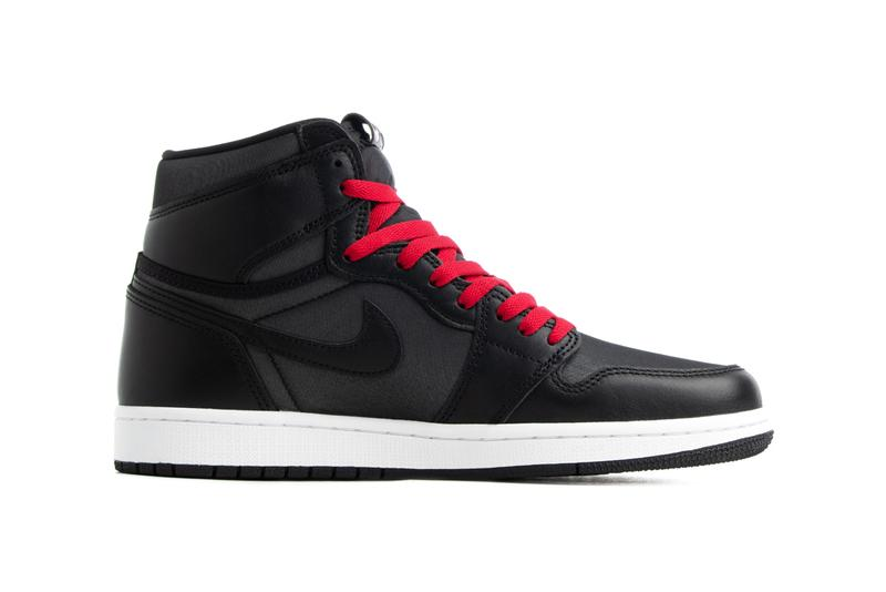air jordan 1 retro high og black satin gym red white 555088 060 release date info photos price