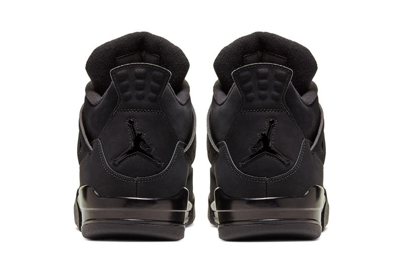 air jordan 4 black cat black light graphite CU1110 010 2020 release date info photos price brand michael