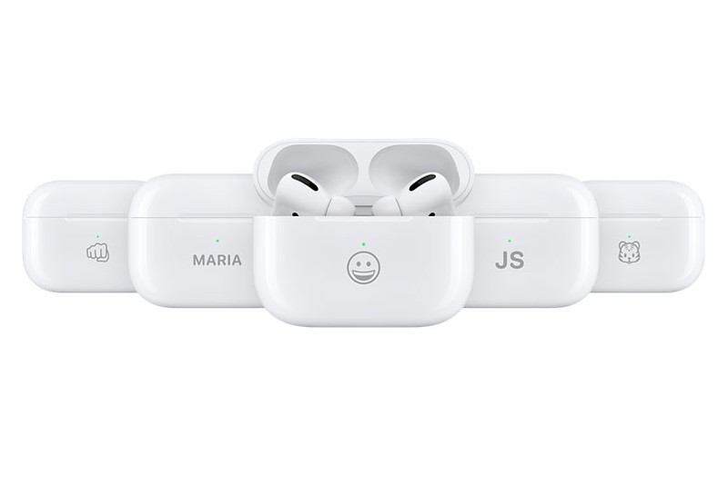 Apple Offers Option to Engrave Emojis on Purchased AirPods Cases for Free