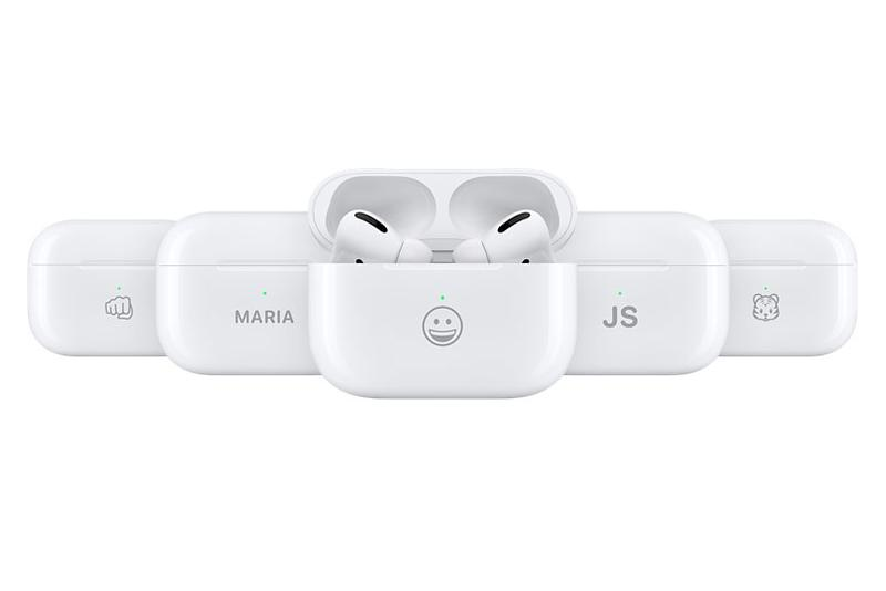 Apple AirPods Pro Case Engraved for Free Emoji