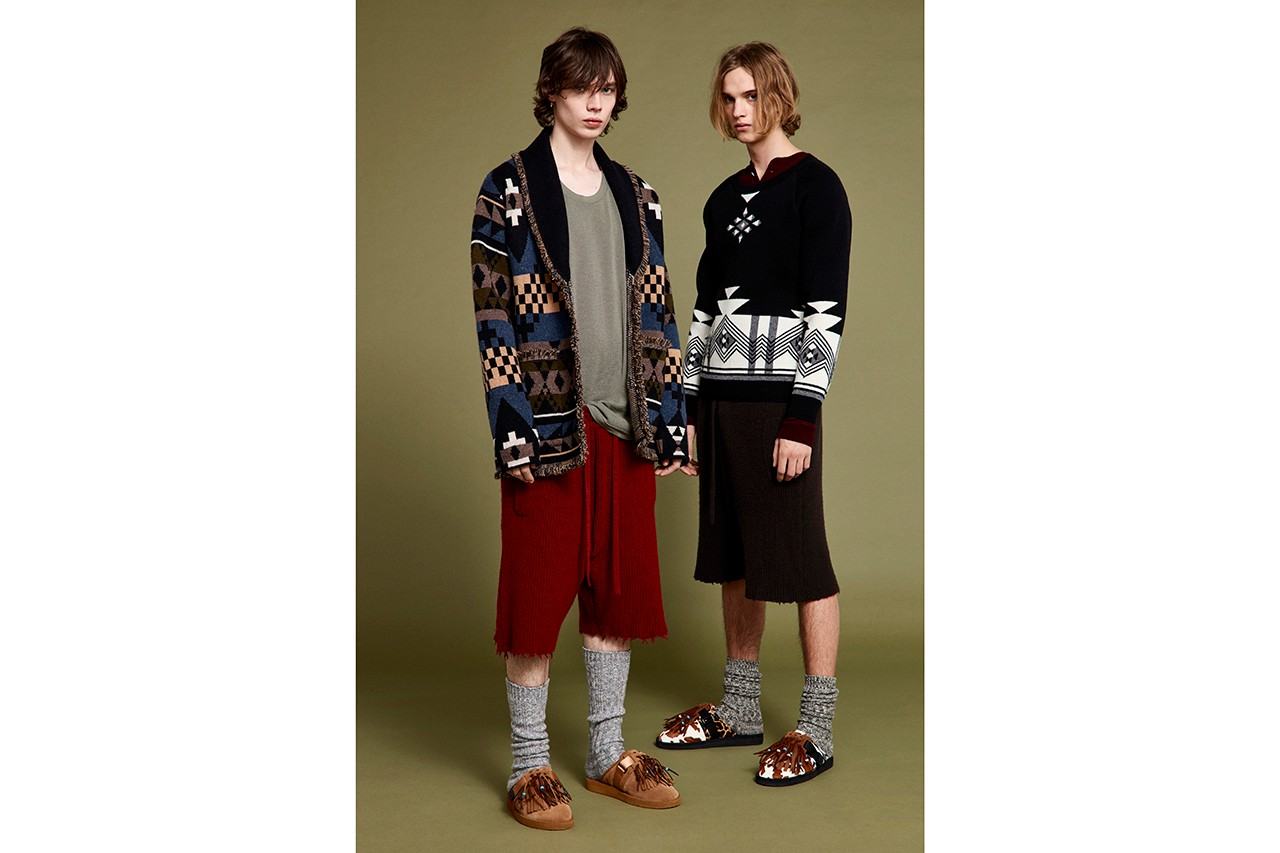 ALANUI x SUICOKE Pre-Fall 2020 Zavo Mule Release Information Capsule Collection Footwear Drop Milan Label Japanese Design Patchwork Leopard Pony Skin Suede Beaded Fringes
