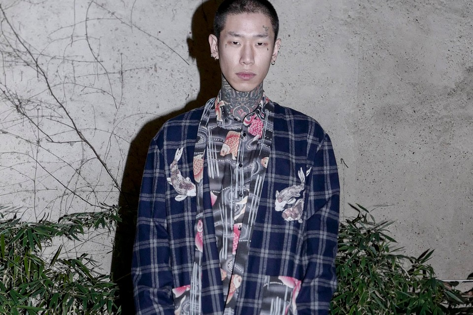 "Alchemist Unveils Punk-Indebted ""Chaos"" Collection for FW20"