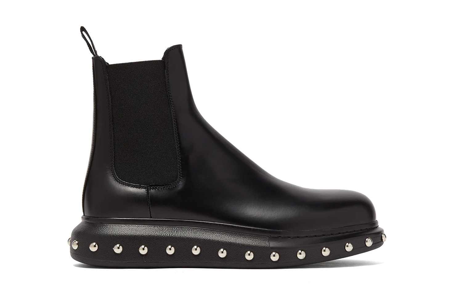 Alexander McQueen Studded Leather