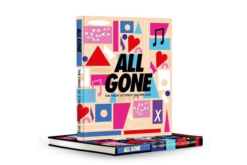 All Gone 2019 I Want Your Love Ode to Street Culture Book chic La MJC Michael Dupouy Nina Chanel Abney Nike adidas Supreme Yeezy Off White Jordan Brand