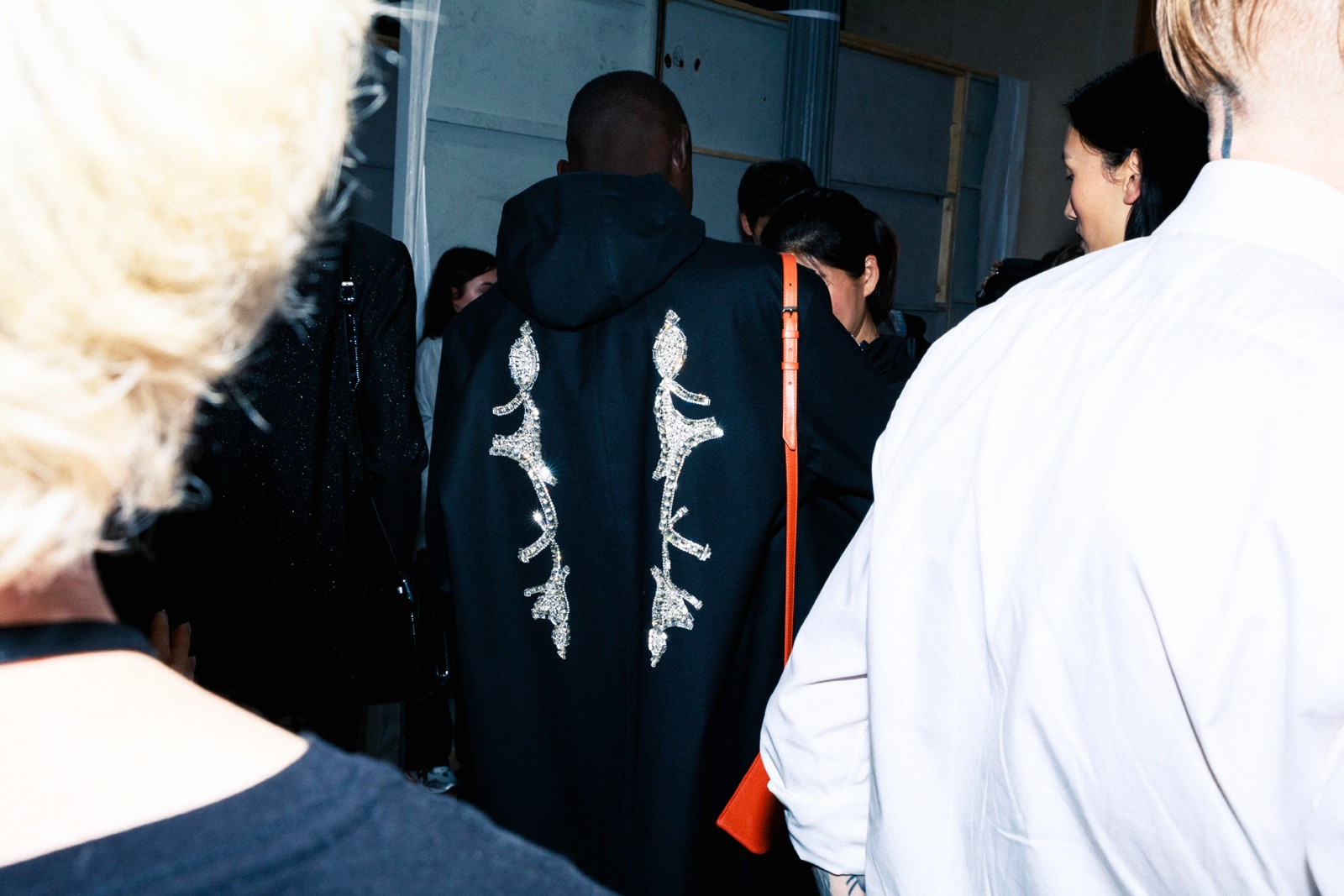 1017 ALYX 9SM Fall Winter 2020 Runway Collection Paris Fashion Week Men's Release Info Date Look image Full Matthew M Williams Backstage