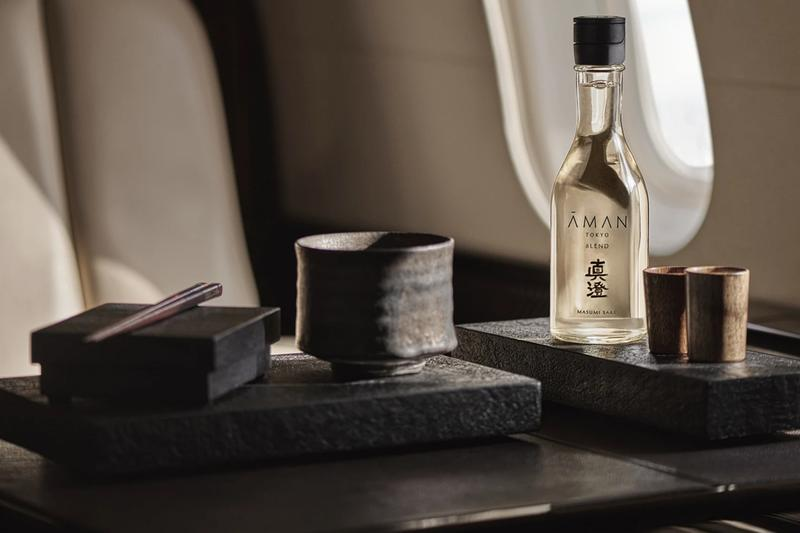 Aman Resorts International Private Aviation Service launch Bombardier Global 5000 jet set amenities services luxury 12 guests twelve seats flexible customs in flight wifi 21 desinations