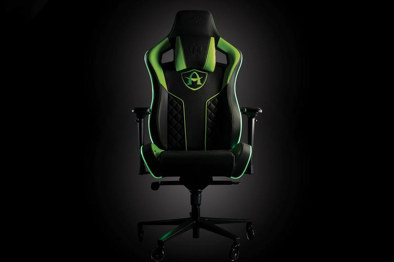 Arcadeo Gaming Chair Haptic Feedback CES 2020