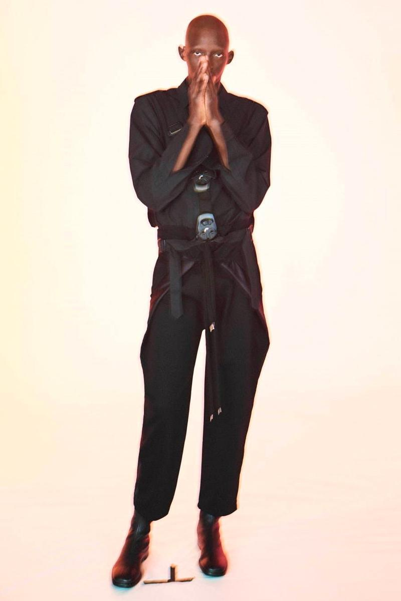 ARCHON Spring Summer 2020 collection Lookbook japanese Wataru Matsumoto Rebuild liner ski technical designer jacket parka reconstructed deconstructed hoodie jackets coats