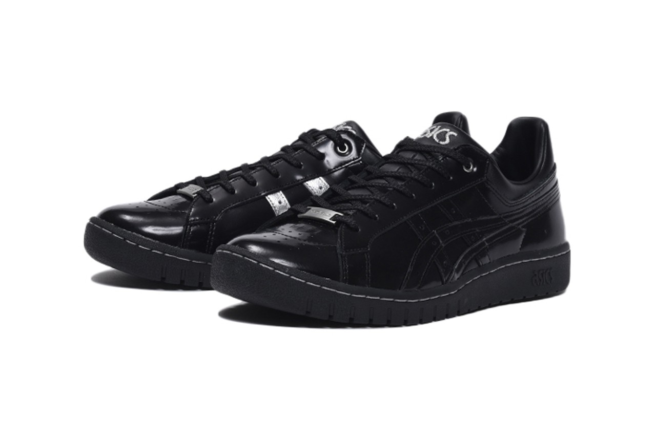 BILLYs Exclusive ASICS GEL PTG Black Nocturnal midnight vehicle automobile 1950 FABREPOINTGETTER footwear shoes runners trainers kicks cars Japanese 1983 1950 Tokyo
