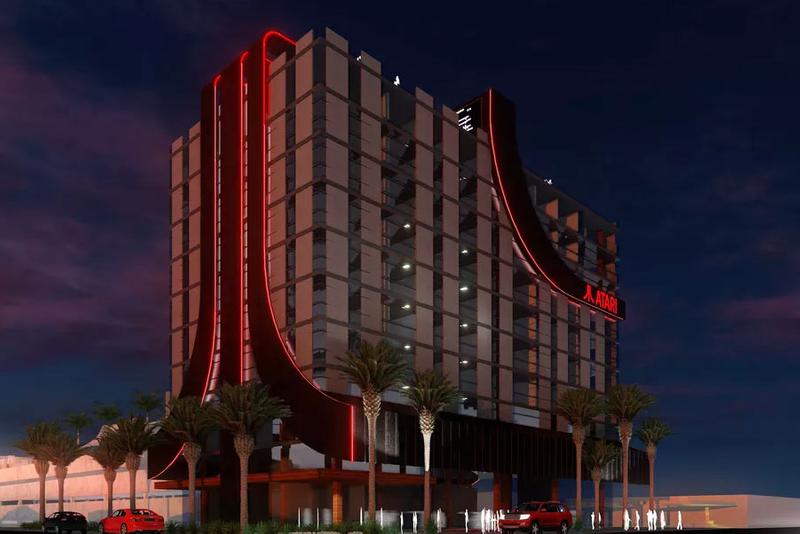 Atari Announces Video Game-Themed Atari Hotels
