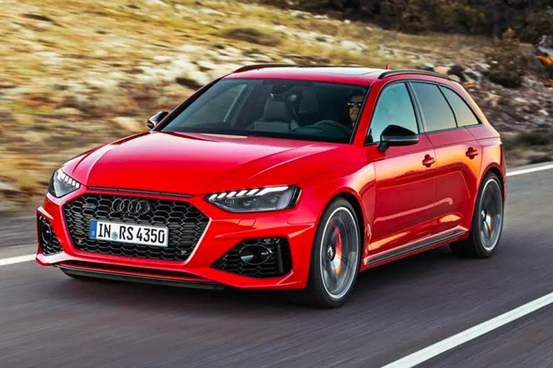 Audi's EVs to Receive High Performance RS Models in 2021 julius seebach audi r8 rs4 e-tron gt sportback porsche taycan plug-in hybrids