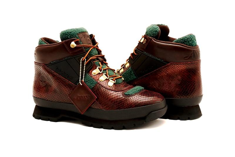 awake ny timberland sport trekker boot collab collaboration release date info photos price