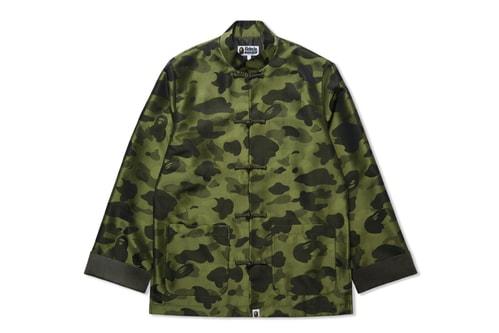 BAPE Drops New China Jacket for Chinese New Year