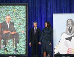 Obama Presidential Portraits to be Exhibited in Five Museums Across the U.S.