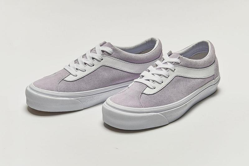 beauty and youth vans bold ni lime green lilac purple grey white cream release date info photos price