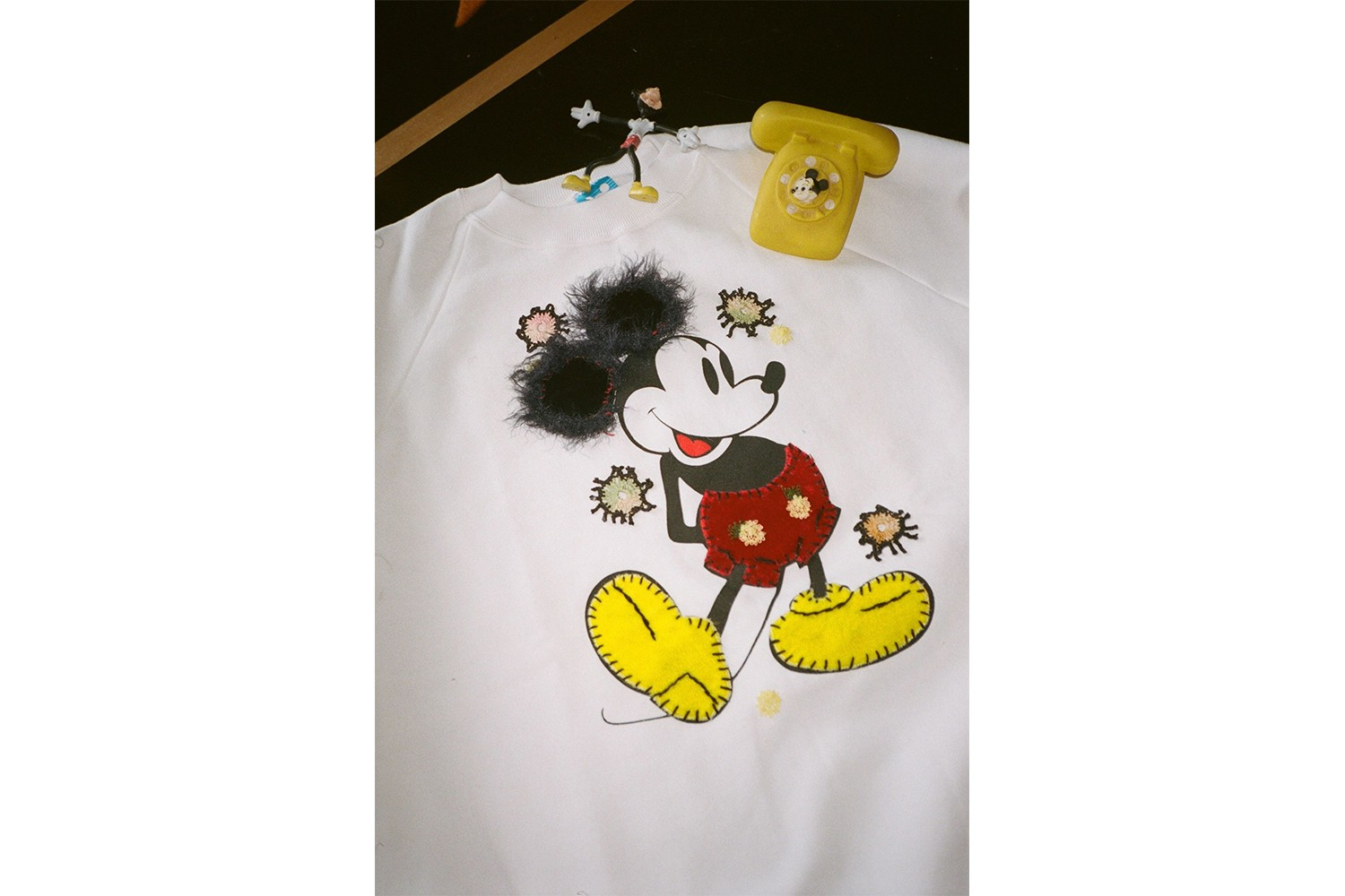 bentgablenits Mickey Mouse Collection Release Info T shirt Hoodie Crewneck Info Date Buy Angelo Nitsopoulos Kai Levi Brenda Bent Karen Gable