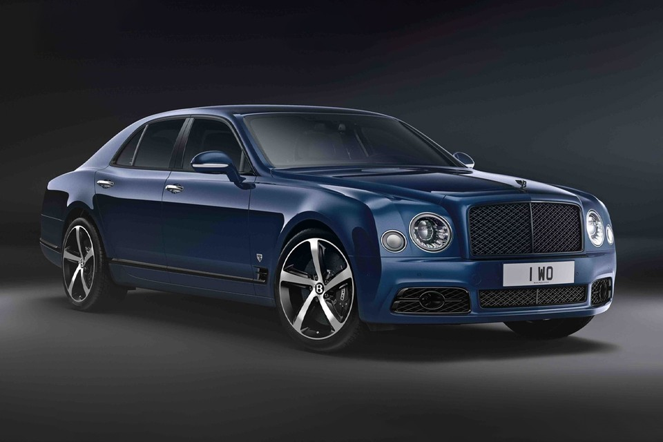 Bentley Draws the Curtains on Its Mulsanne With One Last Special Edition