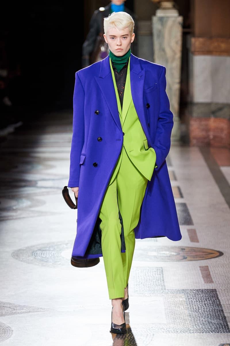 Berluti Fall/Winter 2020 Collection Runway Show presentation kris van assche fw20 paris fashion week pfw