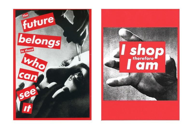 best artworks releasing this week barbara kruger spenser little printed matter studio arhoj jean jullien case studyo woaw store karimoku