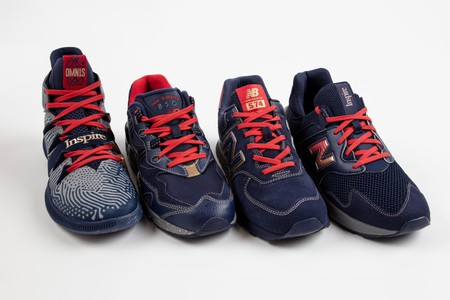 "Kawhi Leonard & New Balance's ""Inspire the Dream"" Pack Leads This Week's Best Footwear Drops"
