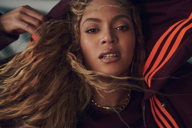 Beyoncé IVY PARK adidas Dolly Cohen Grillz