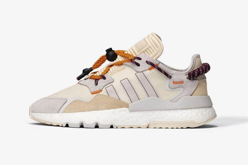 IVY PARK x adidas Footwear Collection Official Look sneakers collaborations Sleek Super 72 Nite Jogger Ultraboost Sneakersnstuff