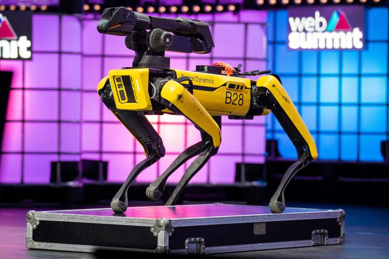 Boston Dynamics Spot Robot Dog Developer SDK Open Source Code