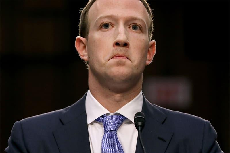 brazil ministry of justice and public security facebook mark zuckerberg cambridge analytica 1 6 million usd data breach