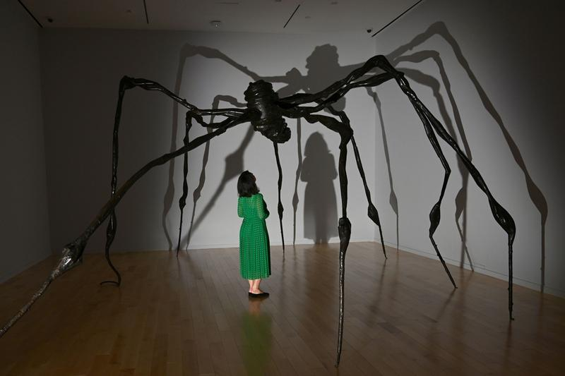 Louise Bourgeois 'Spider' Christie's New York Christie's Post-War and Contemporary Art Evening Sale