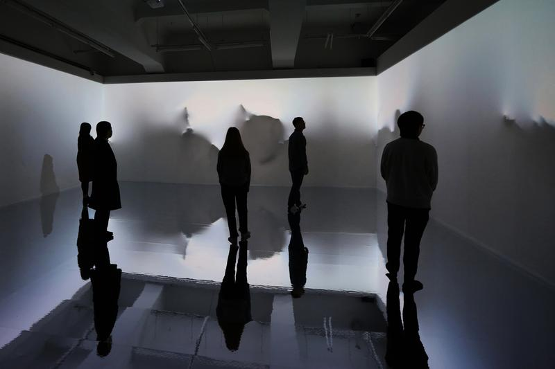 connect bts global art project exhibitions artworks installations serpentine galleries zaha hadid