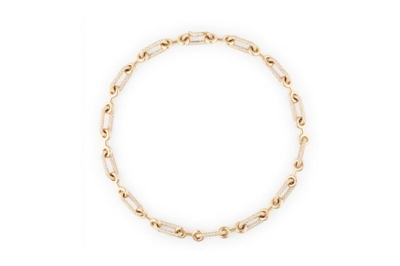 byredo jewelry jewellery ben gorham charlotte chesnais collection value chain buy cop purchase release information details ring bracelet necklace earring