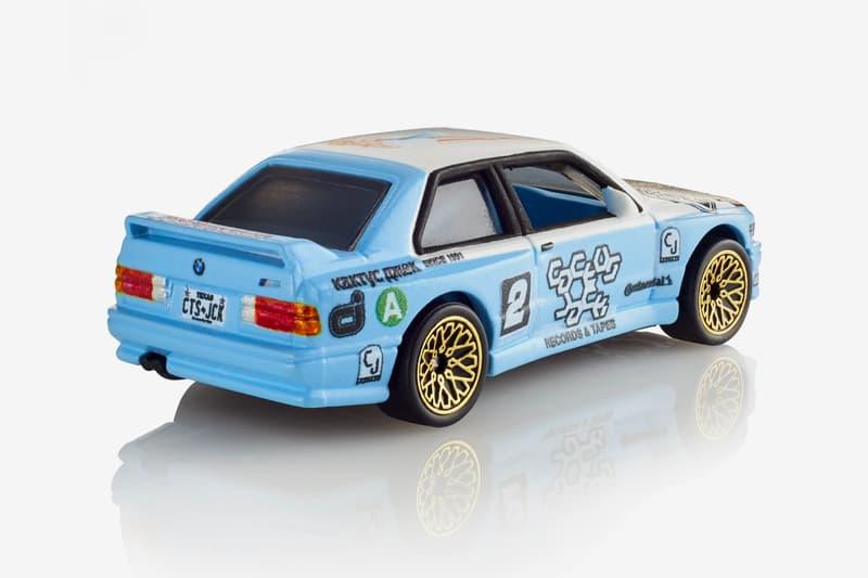 Cactus Jack Hot Wheels BMW M3 E30 JACKBOYS Edition Giveaway travis scott