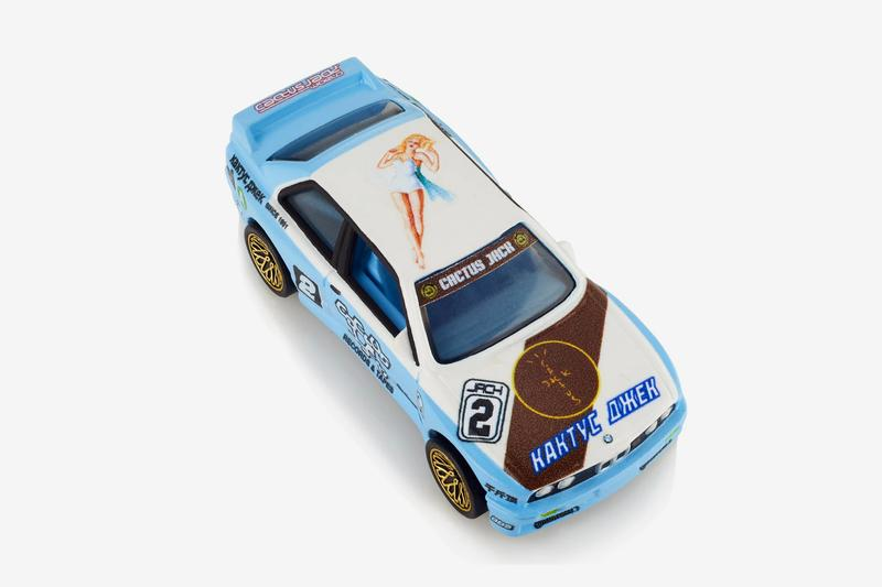 "Cactus Jack x Hot Wheels BMW M3 E30 ""JACKBOYS Edition ..."