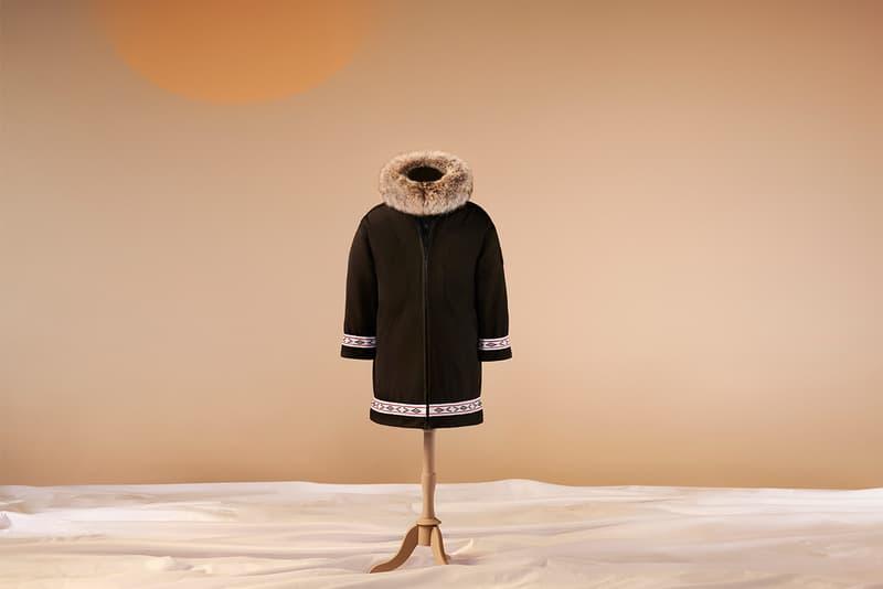 "Canada Goose ""Project Atigi"" Inuit Designs Info Nunangat Inuvialuit Nunatsiavut Nunavut Nunavik"