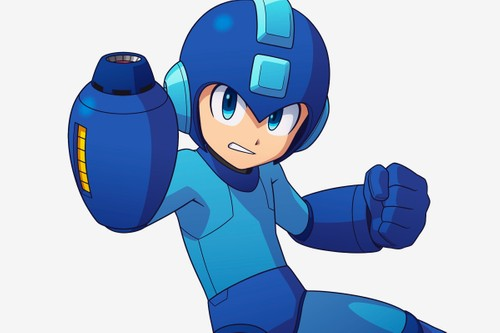 A Script for Capcom's 'Mega Man' Film Is Currently in the Works