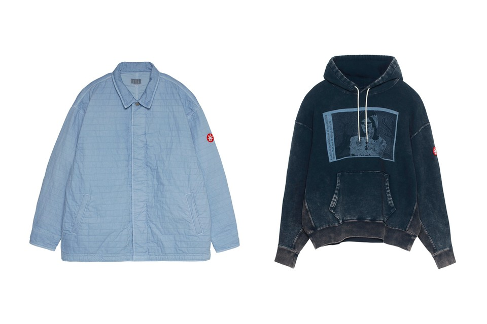Cav Empt's Fourth SS20 Drop Is Geared Towards Spring Nights