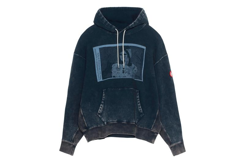Cav Empt Drop 4 Spring/Summer 2020 Collection release info OVERDYE QUILTED JACKET OVERDYE POSSIBILITIES HEAVY HOODY OVERDYE ROTARY DIAL CREW NECK PATCHED CREW NECK HOOD ZIP SHIRT JACKET
