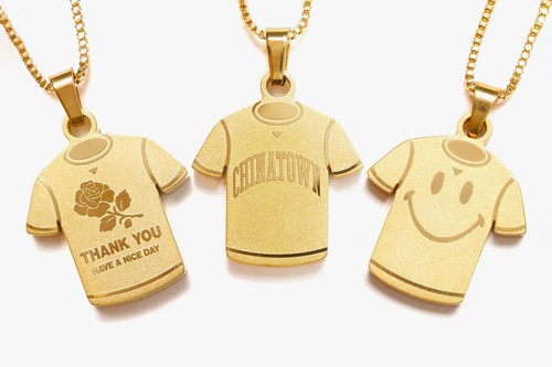 """Chinatown Market Taps Foul Trouble for """"T-Shirt Chain"""" Jewelry Capsule"""