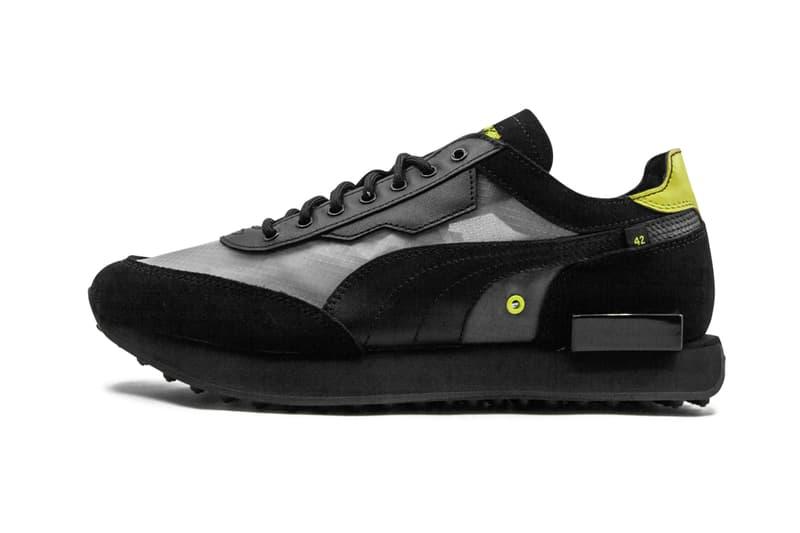 Chinatown Market x PUMA Future Rider Sneaker Release Where to buy Price 2020