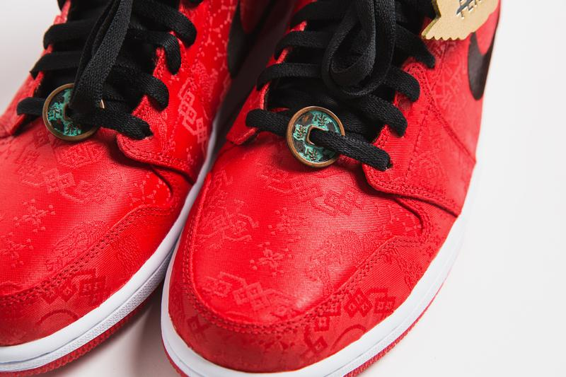 clot air jordan 1 mid red silk raffle la los angeles night market juice store release date info photos price