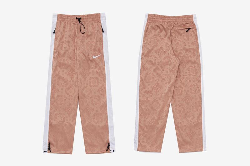 CLOT Nike Rose Gold Silk Royale Tracksuit Custom Shoebox Release Info Date Buy Price