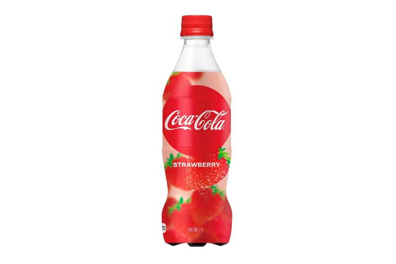Coca-Cola Japan Strawberry Coke Release Release Info Date Introduce January 20 Buy