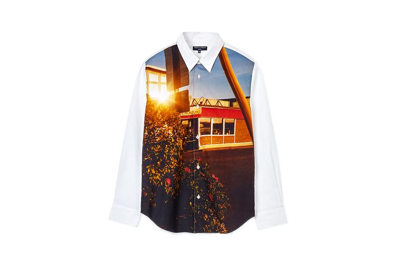 jamie hawkesworth comme des garcons homme ss20 junya watanabe more or less images photography shirt t-shirt tee buy cop purchase dover street market