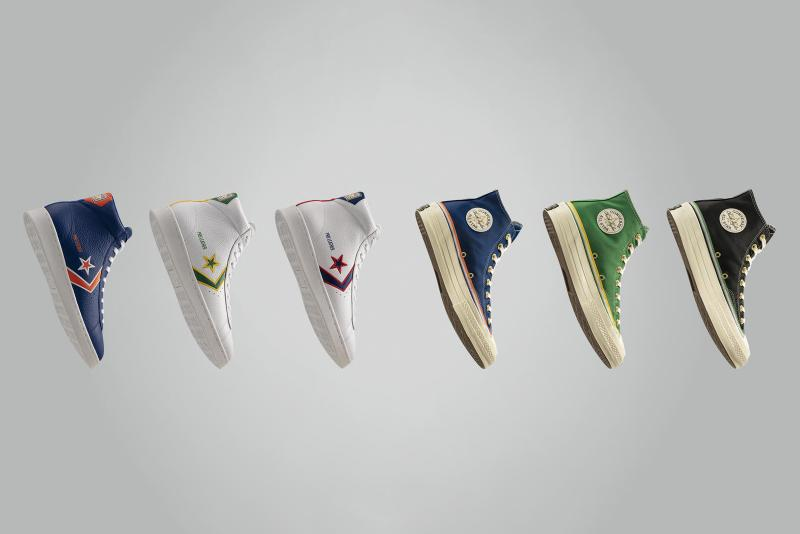 Converse Breaking Down Barriers NBA Collection Release Where to buy Price 2020