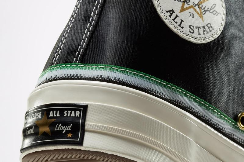Converse Breaking Down Barriers NBA Collection basketball Chuck Cooper Earl Lloyd  Nat Clifton black history month celtics pistons knicks bhm