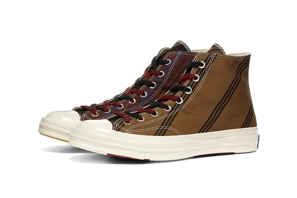 Converse Chuck 70 Hi Gets Duo Of Preppy Makeovers