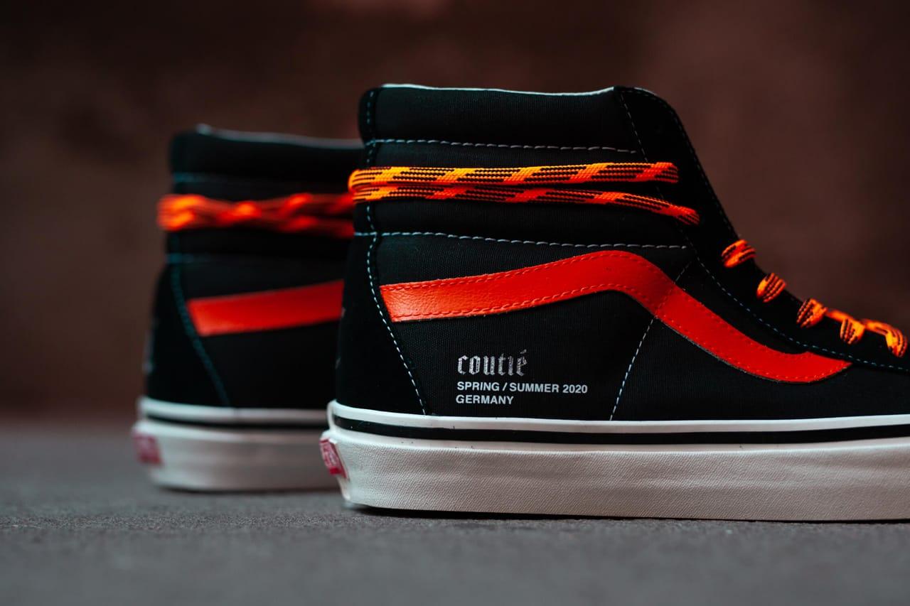 Coutié x Vans Old Skool \u0026 Sk8-HI \