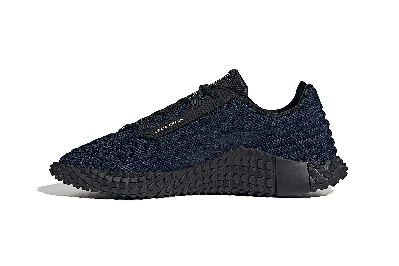 craig green spring summer 2020 ss20 release information collection adidas originals kontuur i kamanda ii ozweego black grey navy buy cop purchase